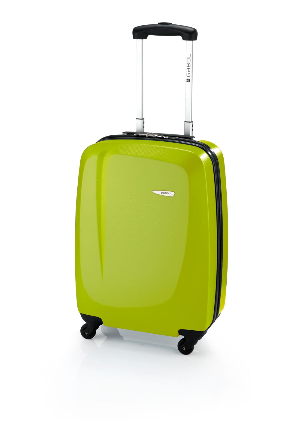 Gabol Line maleta cabina 4R pistacho