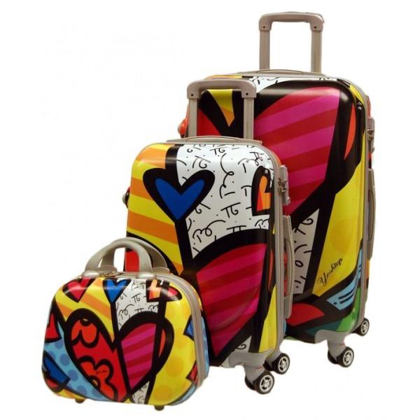 Greenwich Zurich set 2 maletas + neceser