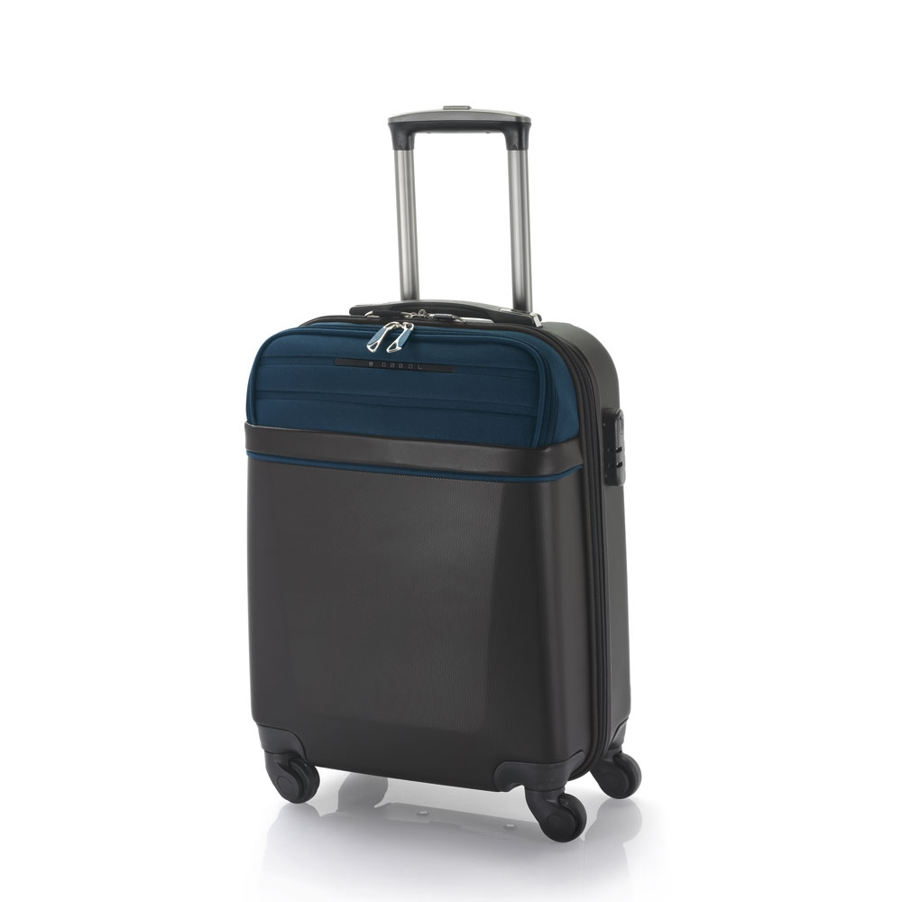 Gabol Meeting maleta 4R cabina azul